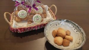 バタークッキーの写真
